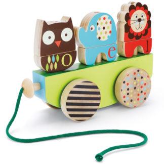 ABC Drag och Stapel leksak (Skip Hop)
