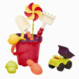 B.Toys, Sands Ahoy, Sandset Röd