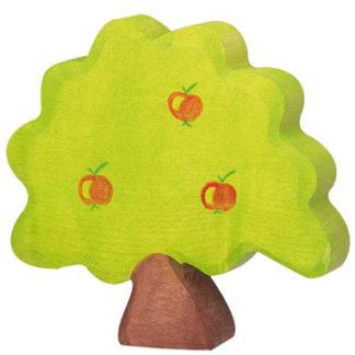 Äppelträd, litet (Holztiger)