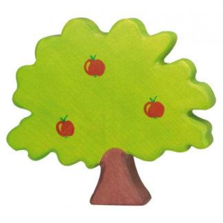 Äppelträd, stort (Holztiger)