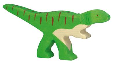 Allosaurus - Holztiger
