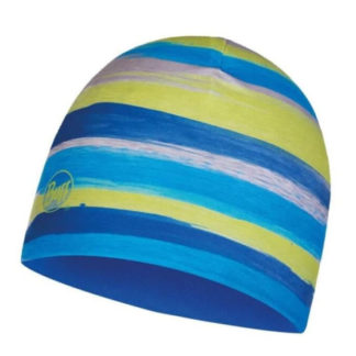 Buff Microfiber & Polar Hat Junior Barn Mössa Blå OneSize