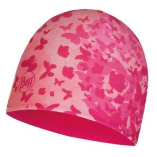 Buff Microfiber & Polar Hat Junior Barn Mössa Rosa OneSize
