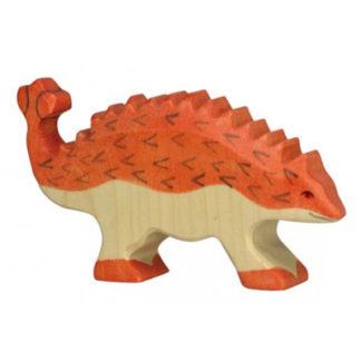 Ankylosaurus (Holztiger)