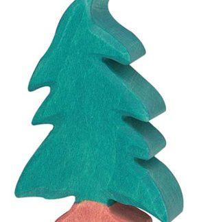 Barrträd litet (Holztiger)
